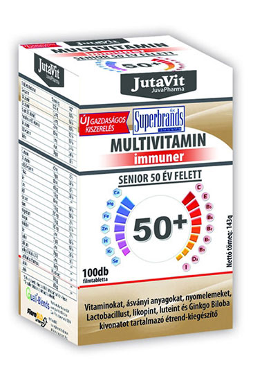 Jutavit Multivitamin Immuner Senior